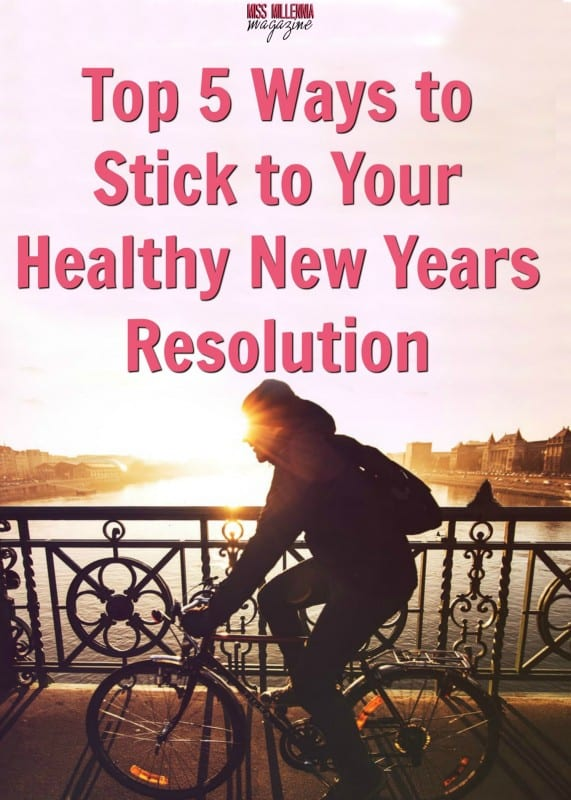 #ad Can't stick to resolutions? Have no fear, here are 5 ways to help you stick to your healthy new years resolution #LifeSupplemented