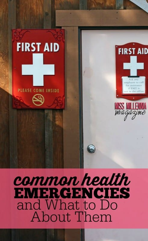 Common Health Emergencies and What to Do About Them