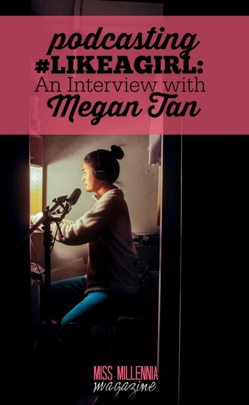 Follow Megan Tan through by listening to her podcast, Millennial! In the latest season, she travels to Cuba to learn more about the people there.