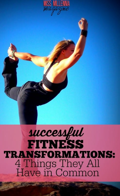 Successful Fitness Transformations: 4 Things They All Have in Common