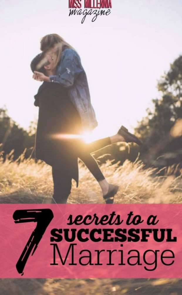 """We can all point out those couples that just seem so """"right"""" for each other. The question is, what is the secret of a successful marriage?"""