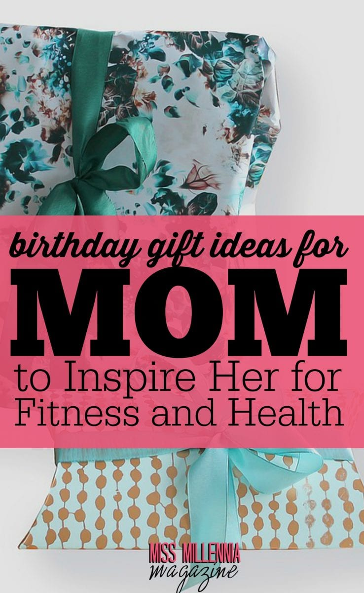 We listed some birthday gift ideas for mom that could ooze her to stay fit. Wouldn't it be satisfactory for you to look at your mom with improved fitness?