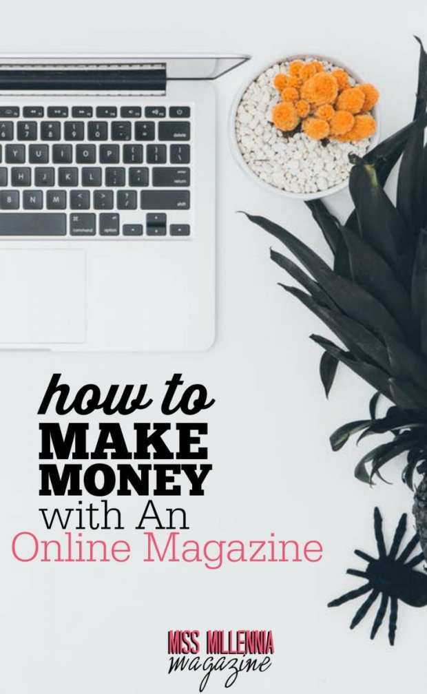 "There is one question I often get, way more than the other questions combined. ""How do you make money with an online magazine?"" We've earned as much as $7,000 in a single month."