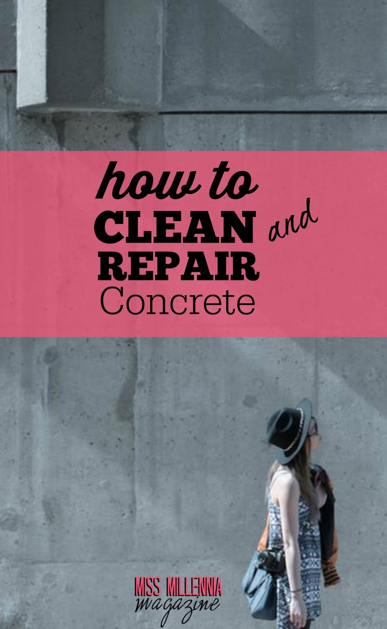 To clean and to repair concrete surfaces help your home's value and curb appeal stay high. Here are some helpful tips for you to do so.