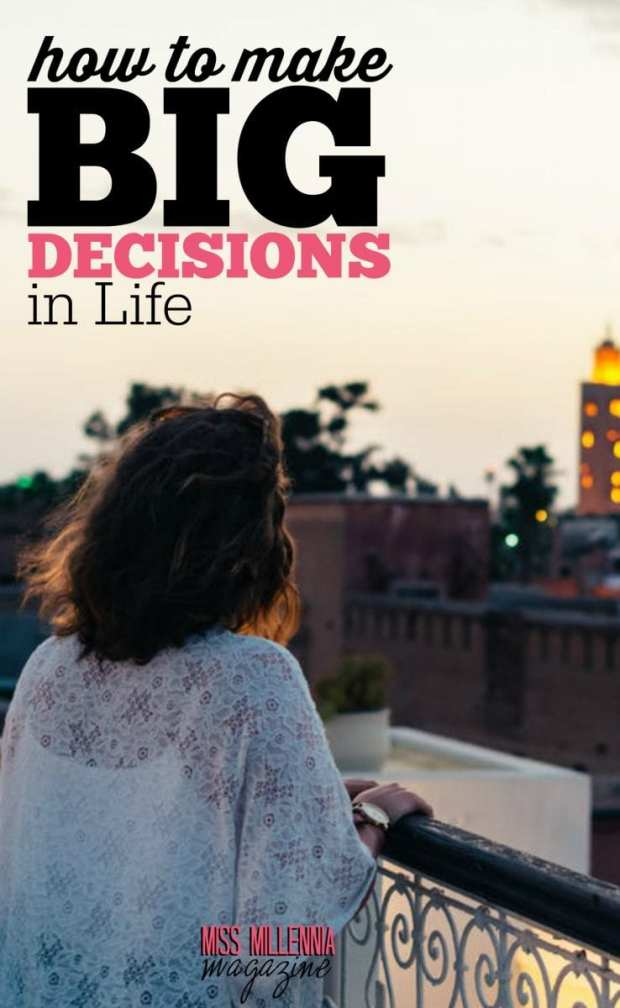 We can't control our luck, but we can control our process and, in doing so, make smarter, better and big decisions. Here, we heave discussed how.