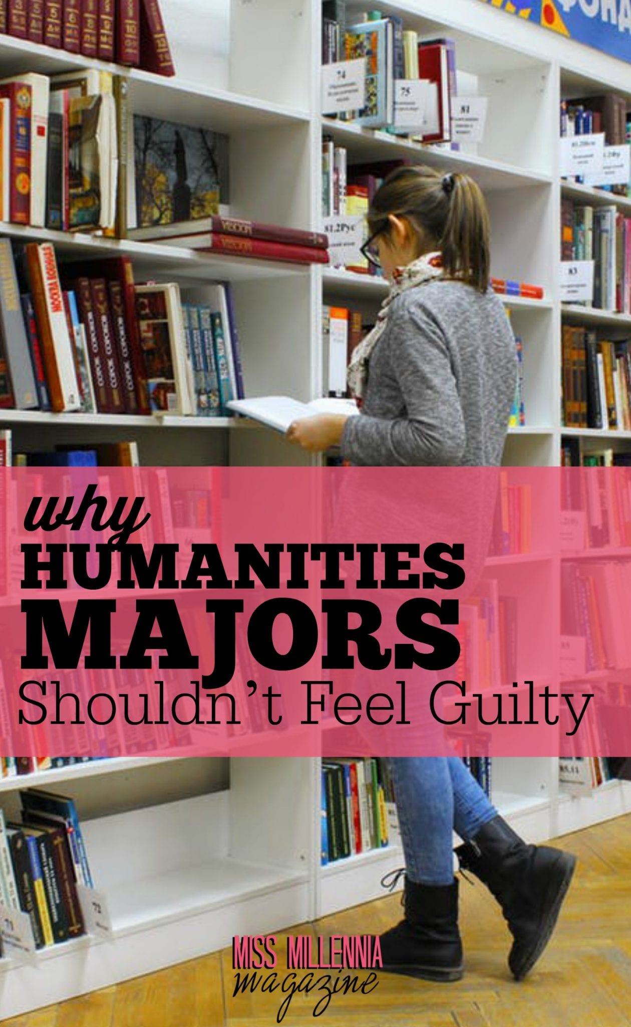 Trust me, if you're in the group of humanities majors and get a little queasy at the thought of graduation, you'll be okay. Here are reasons why.