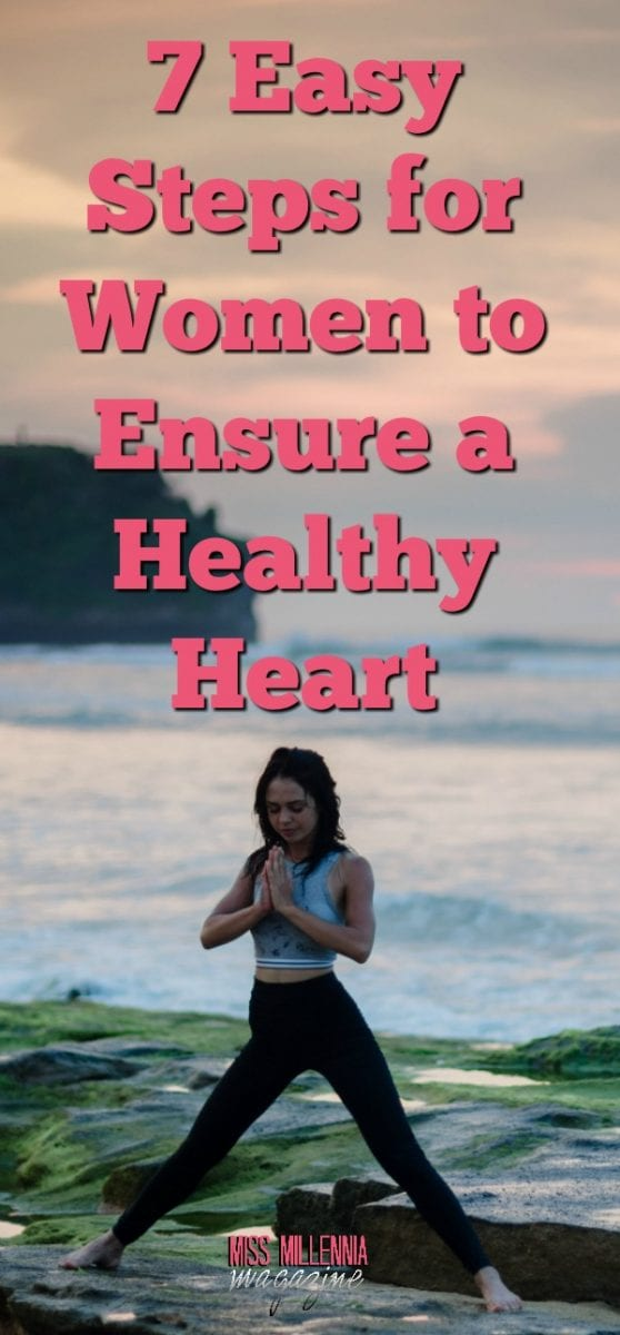 We decided to partner up with Go Red for Women, the American Heart Association's national movement to end heart disease (and stroke) in women. Here are are some tips on ensuring a healthy heart.