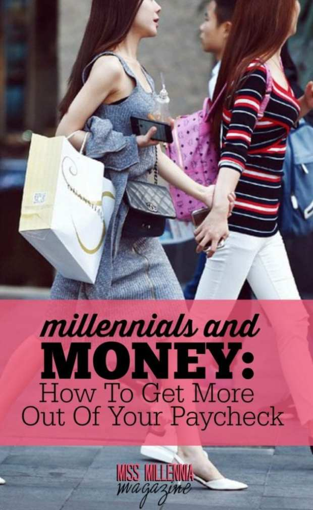 Millennial finding it tough to survive from one payday to the next? This guide will hopefully help you get more out of your paycheck.