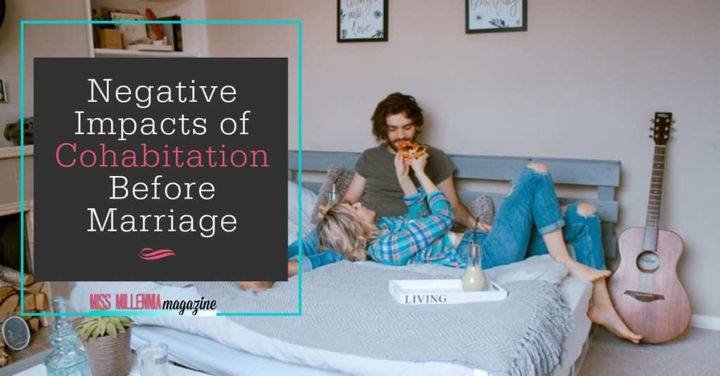 Negative Impacts of Cohabitation Before Marriage fb