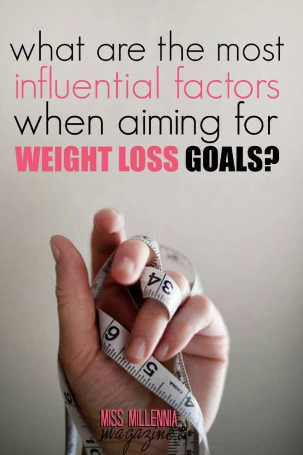 People don't always get the results that they were looking for. To avoid that, learn about the factors that have an influence on your weight loss goals.