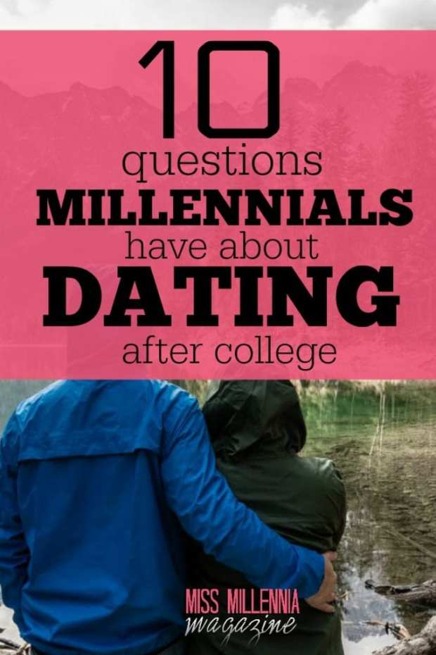 Dating after college sounds like the worst. No worries. Sister Tavinia is here to guide you through.