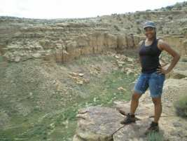 jasmine watts trip to New Mexico