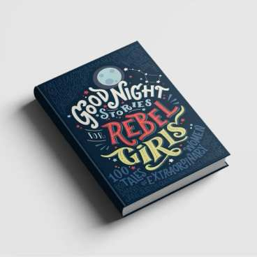 baby gift ideas: goodnight stories for rebel girls