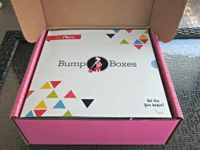 baby gift ideas: bump box
