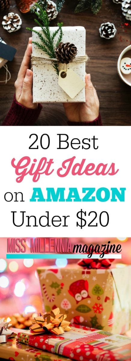 Gift giving is not always the easy. It can be pretty tricky, so here are some great gift ideas on amazon that anyone would love.