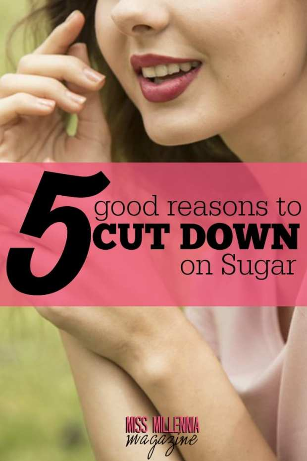 From childhood, we've been told not to eat sweet foods. If you need help to stay off the white stuff, here are five good reasons to cut down on sugar.