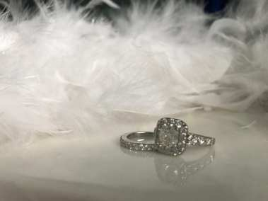 this is a perfect ring for a dreamer bride