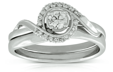 this is a perfect ring for a casual bride