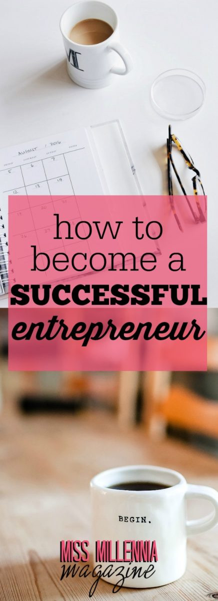 If you have decided that you want to become a successful entrepreneur, but you're not too sure on where to start - here are some useful tips.
