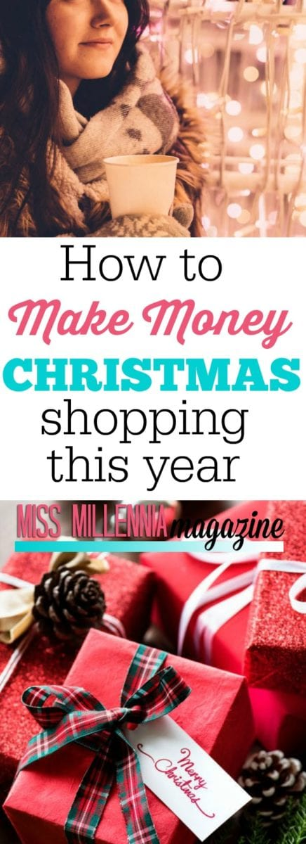 Who would've thought this free tool could actually make you money during the holiday season. Really cool guide on how to make money Christmas shopping. #EbatesHoliday #ad