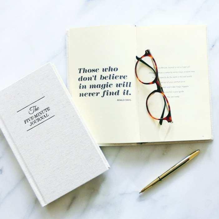 journal for entrepreneurs
