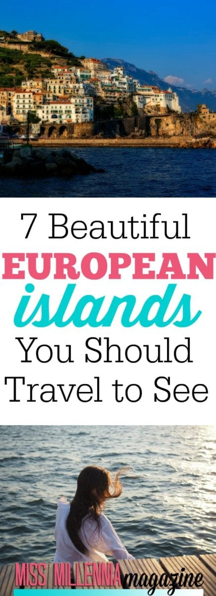 Keep Europe in mind if you're looking for a new getaway. These lesser-known European islands are a fantastic place to start.