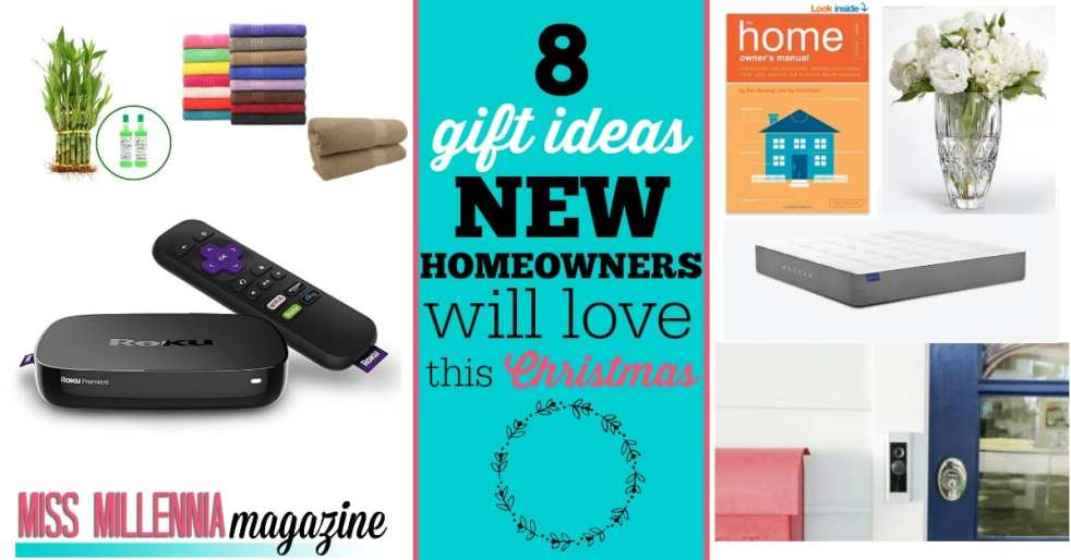 8 Gift Ideas New Homeowners Will Love This Christmas