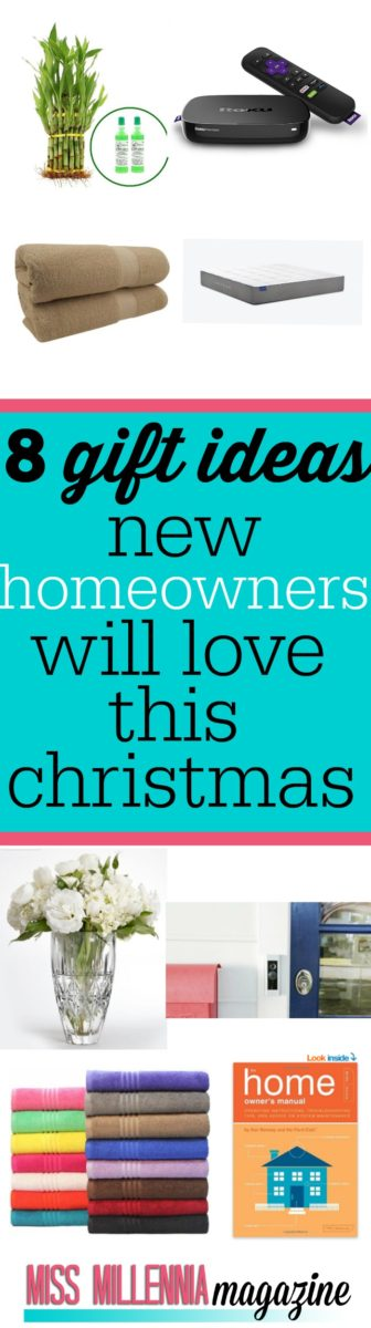 If you are still contemplating what to get your friends who also happens to be a new homeowner we have some excellent gift ideas for you.