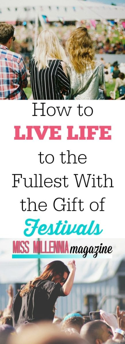 Festivals are the perfect experiential gift because they're chock-full of positive vibes, exceptional artistry and unforgettable memories.