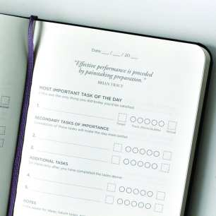 Adulting involves more tasks. Get those important tasks recorded through the productivity planner.