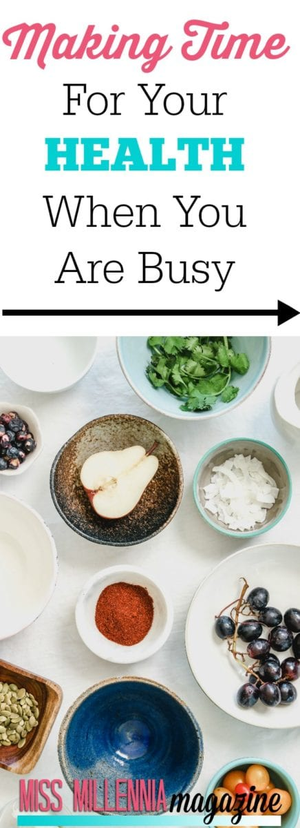 It's so easy to neglect your health when you are busy. But it's so important to maintain these key things. I'll tell you why.