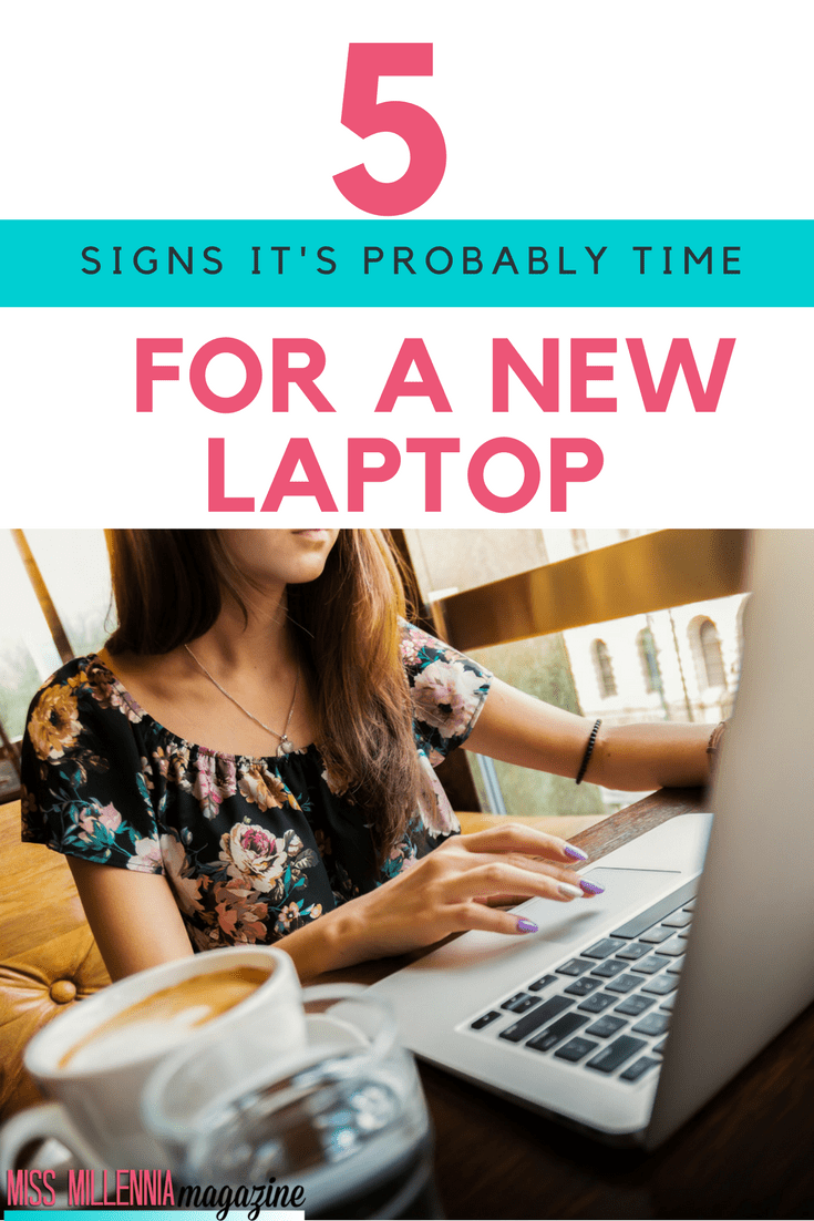 Are you deciding on whether or not you should get a new laptop? See this list to see if it may be high time to get a new laptop. Featuring our friends at @google and @bestbuy #pixelbook #ad