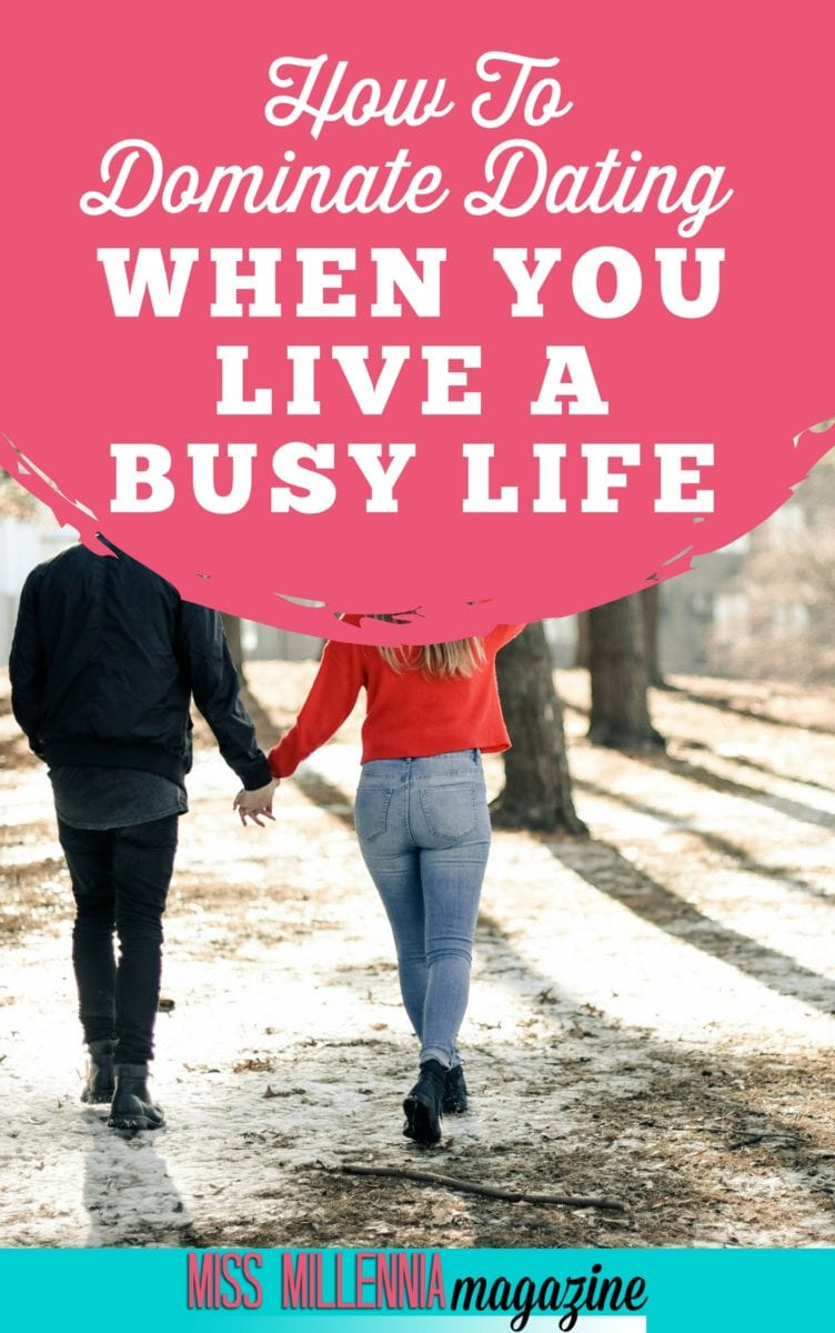 Lol lol lol. You have zero to little time for personal things let alone dating. Is it all about getting the necessary things done and getting out right? Wrong! Here is how you can dominate dating when you live a busy life.