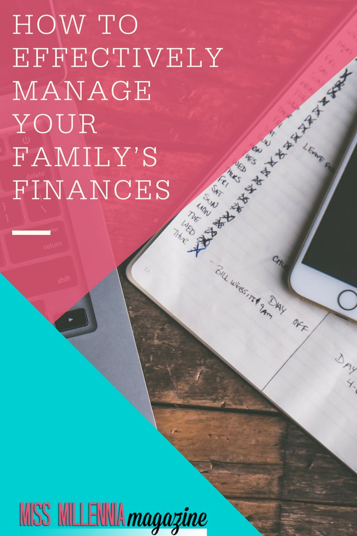 If you're struggling to balance the books each month, here are some helpful tips on how to better manage your household finances.
