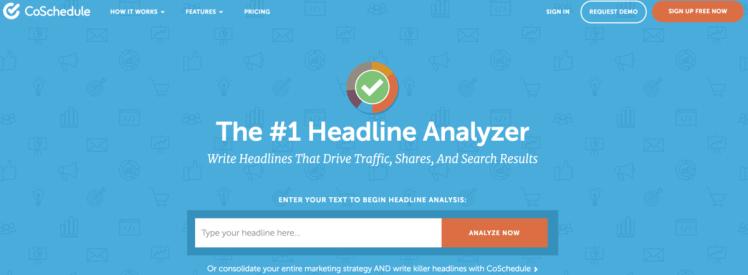 Headline analyzer tool best tools for bloggers