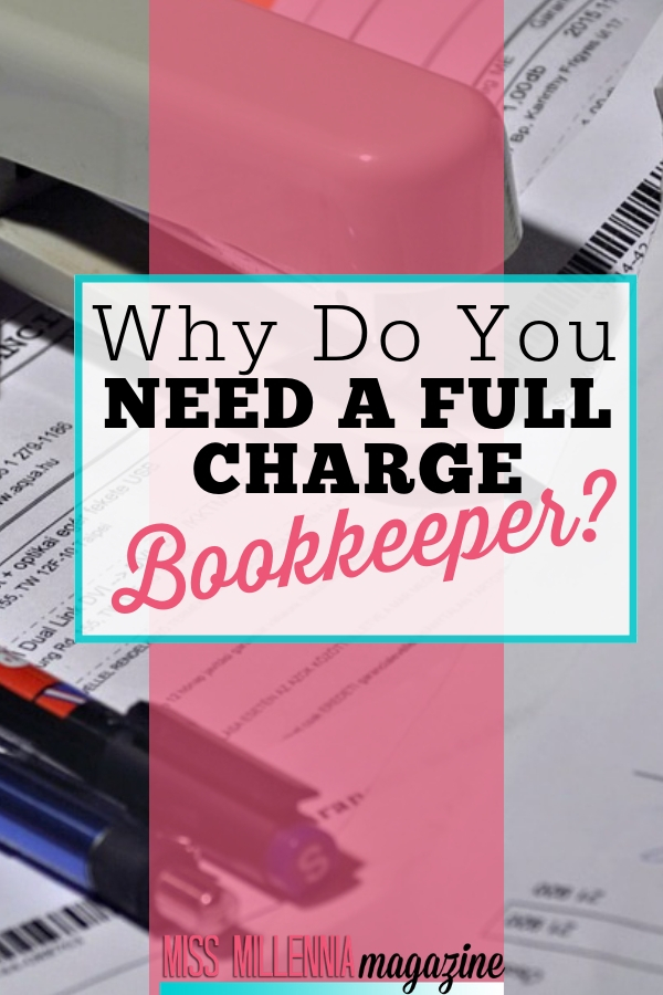 Although both a full charge bookkeeper and a normal bookkeeper can manage your business' books, they are different in some ways.