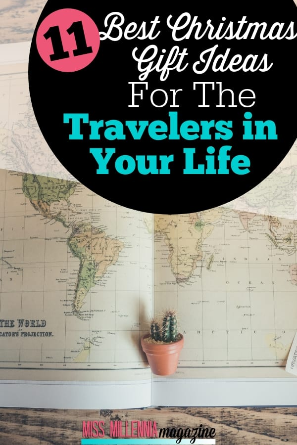 11 Best Christmas Gift Ideas for the Travelers in Your Life