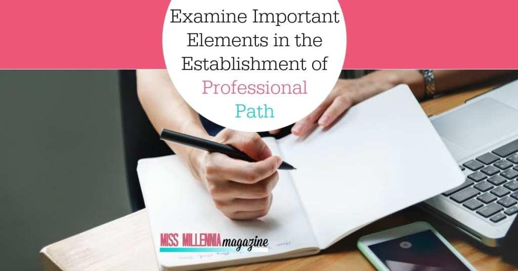 Examine Important Elements in the Establishment of Professional Path fb