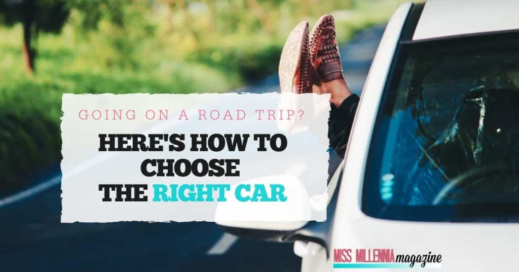 Going On A Road Trip-Here's How To Choose The Right Car fb