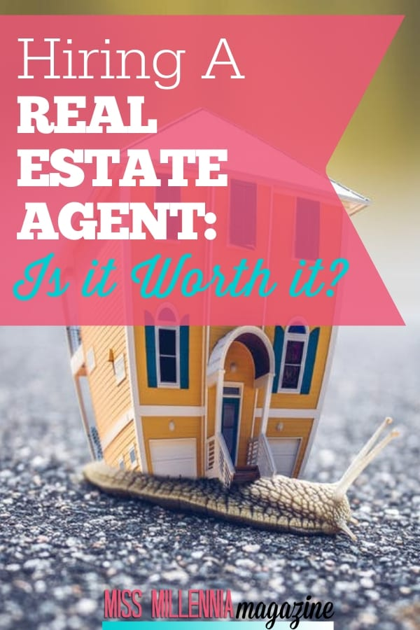 There's a significant decision to make when you're going to sell your home. When hiring a real estate agent, you've got to think - is it really worth it?