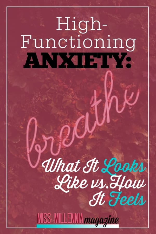 #ad Mental illness isn't always easy to spot. We talk about high-functioning anxiety and what to do if you suffer from it. @SeasonsInMalibu #mentalhealth #anxiety