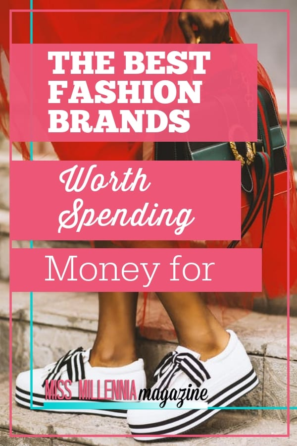 We have spent time wading through all the information and noise to come up with the top 5 brands worth spending money on.