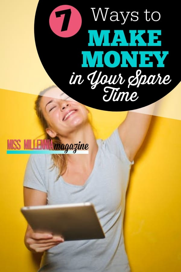 If you're wondering how to make money fast in your spare time, keep reading! Here are 7 different ways you can quickly make money.