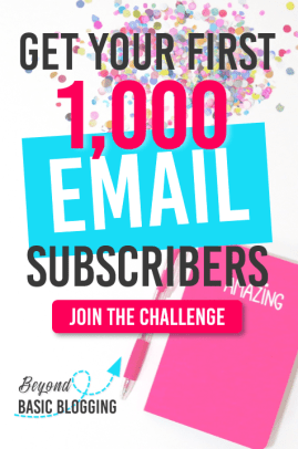 Join-the-1000-email-subscribers-challenge