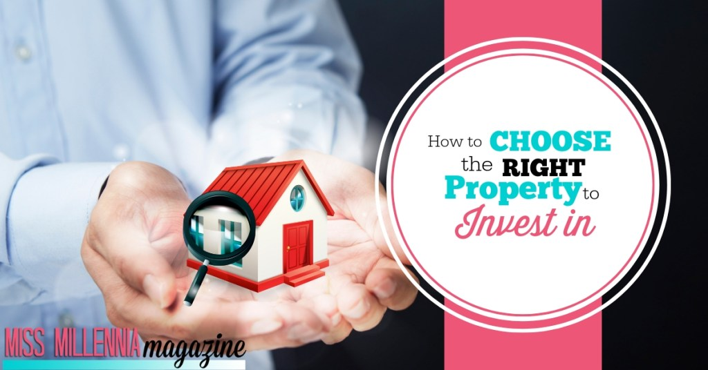 How to Choose the Right Property to Invest In FB