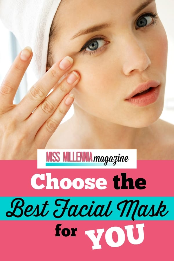 Choose the Best Facial Mask for You pin
