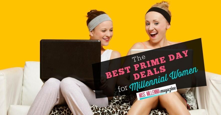 The Best Prime Day Deals for Millennial Women