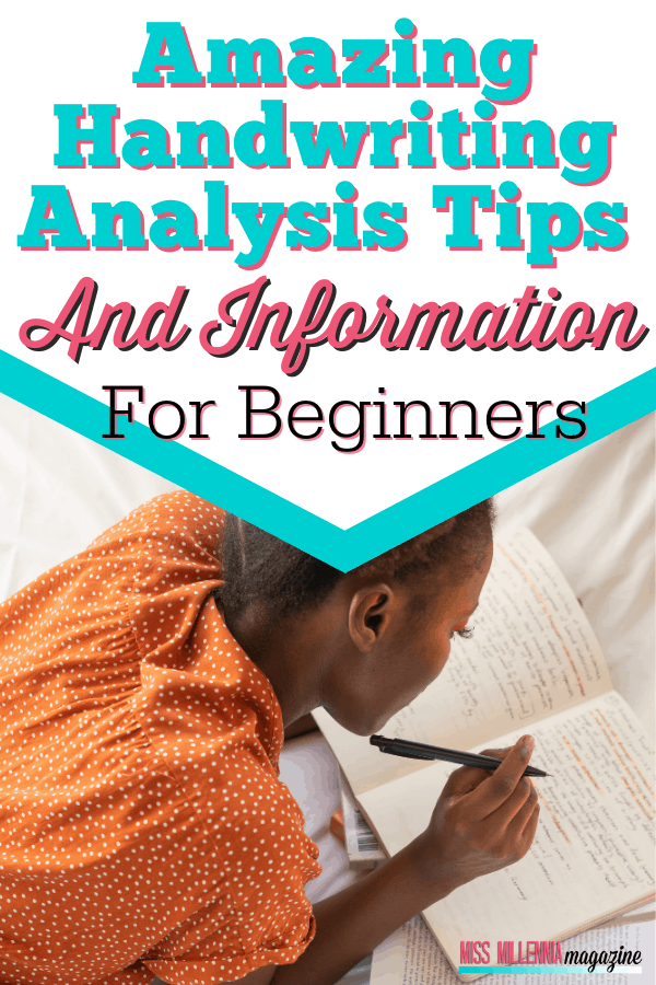 Amazing Handwriting Analysis Tips And Information For Beginners