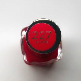 Loreal Paris Color Riche le vernis a l huile - Nr. 227 Je taime Swatch