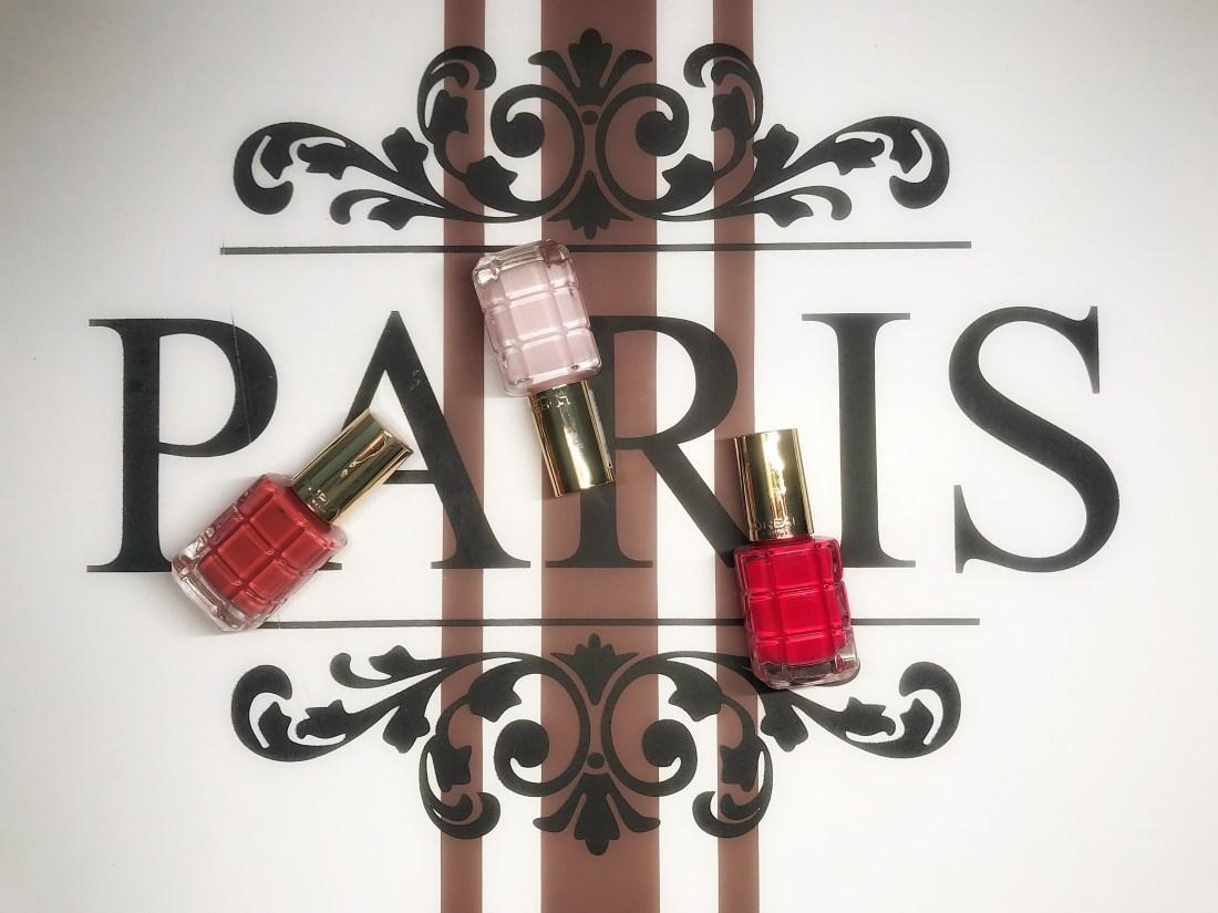 Loreal Paris Color Riche le vernis a l huile - Titelbild
